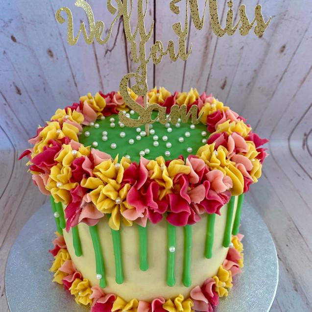 John Lewis Cake