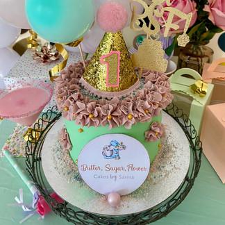 BSF Cake