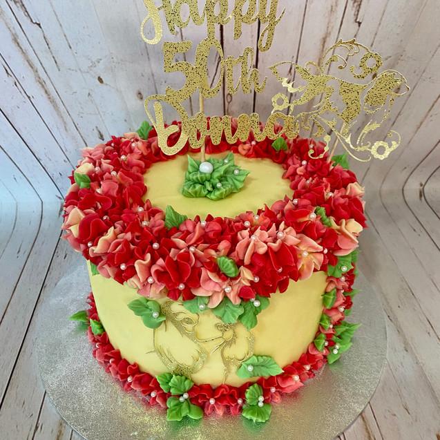 Cavalier Cake