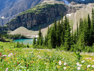 DUST IS A FOUR LETTER WORD ↣ Adventures  around Glacier National Park