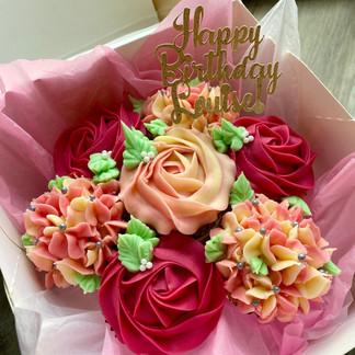 Cupcake Bouquet 7