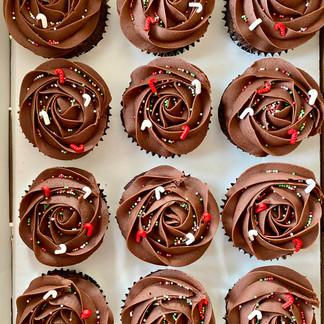 Chocolate Candy Cane