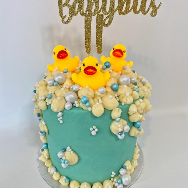 Babybus Cake