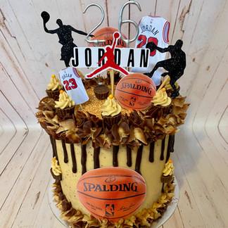 NBA Reese's Cake