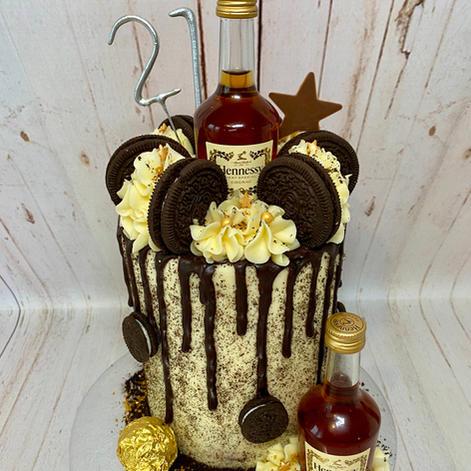 Small Birthday Cake