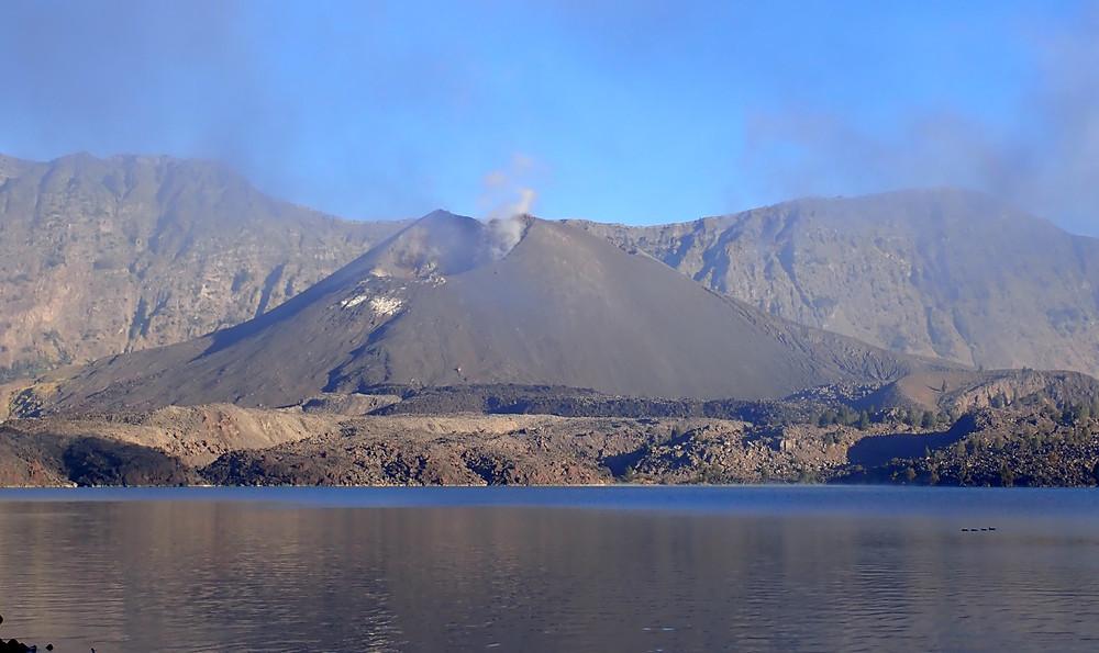 Samalas Volcano, Indonesia
