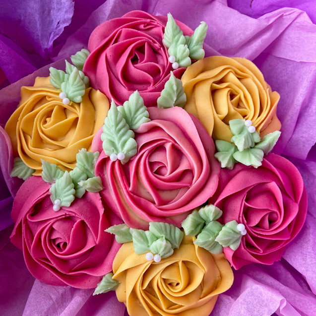 Cupcake Bouquet 10