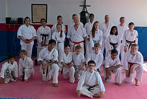 Ju Jitsu classes burton