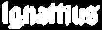Ignattius logo White T 300.png
