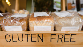 GLUTEN-FREE: SOUNDS GOOD TO ME