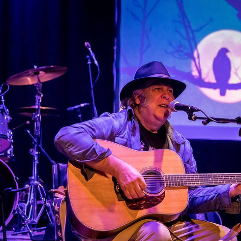 Shakey- Neil Young Solo Acoustic Tribute Show