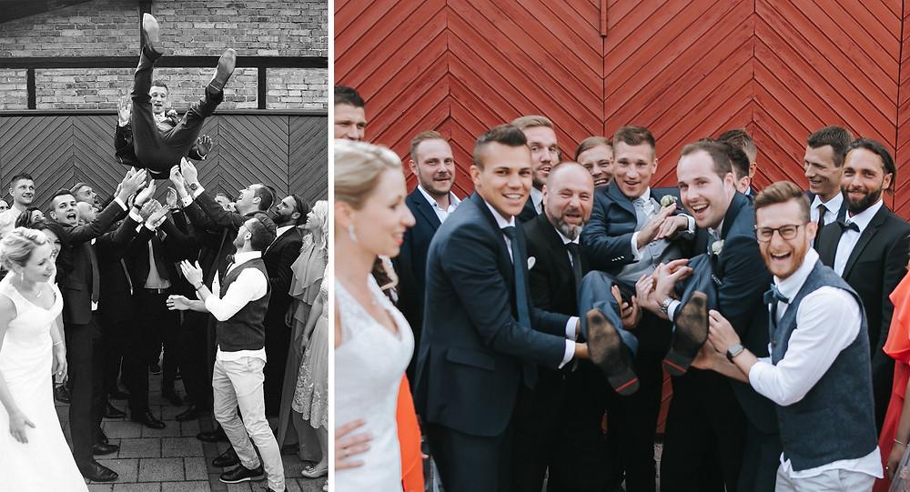 Hochzeitsfotografie Frau Vau
