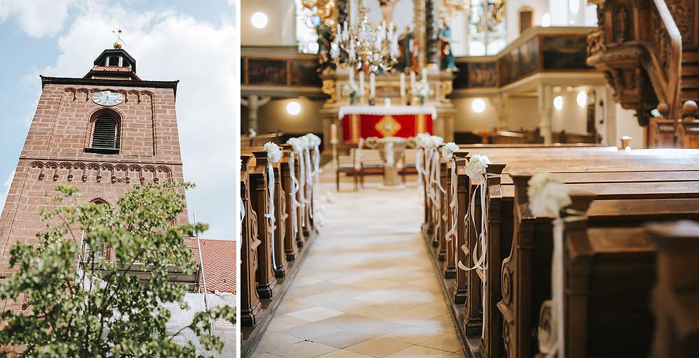Trauung St. Rochus