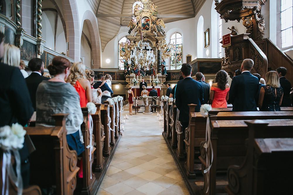 Trauung St. Rochus Zirndorf