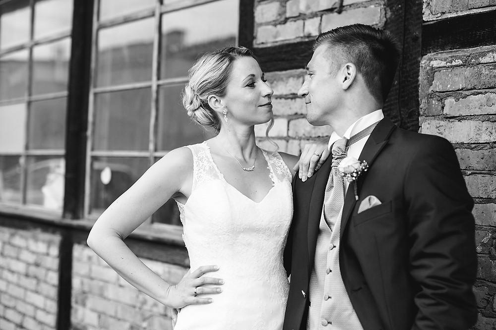 Brautpaar Hochzeitsfotografin Frau Vau