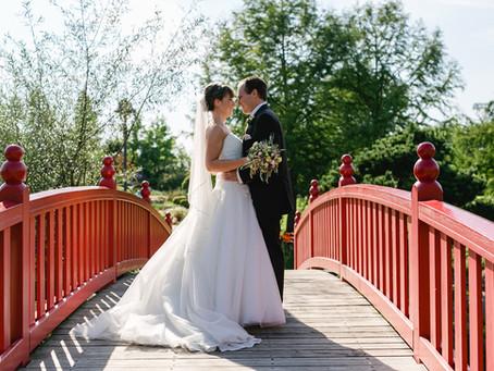 Romantik-Hochzeit