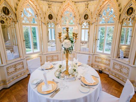 Hochzeitsinspirationen auf Schloss Reichenschwand