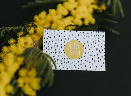 Hochzeitspapeterie von Hello Honey
