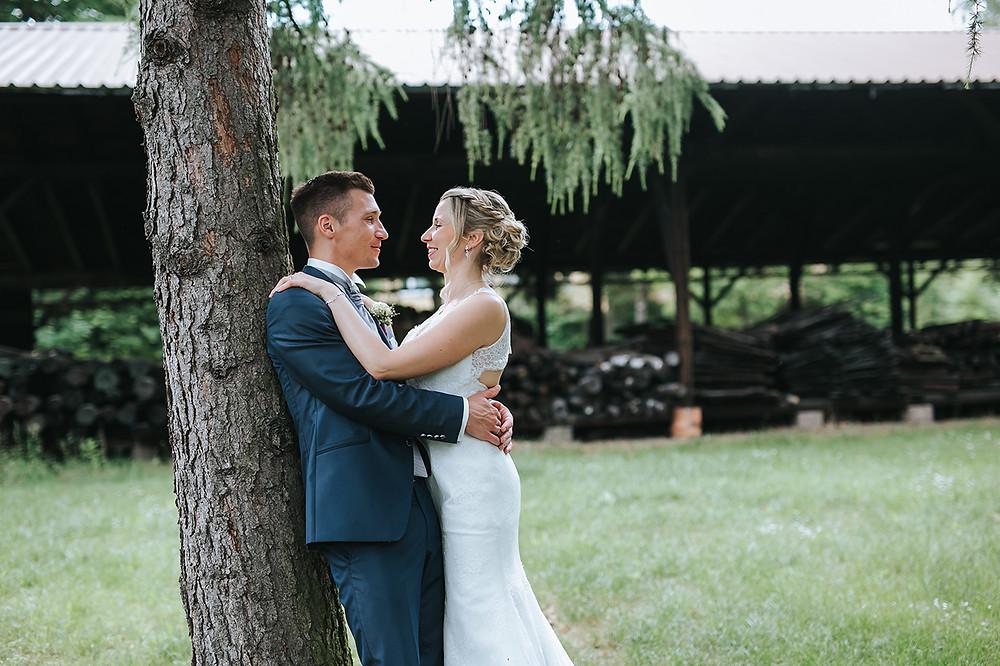 Brautpaar Hochzeitsfotografin Frau Vau Vineria Nürnberg