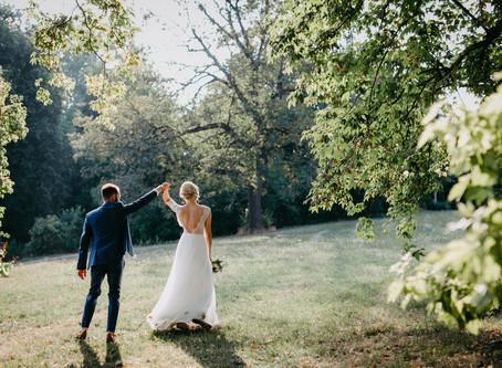 Hochzeit auf Schloss Ettersburg