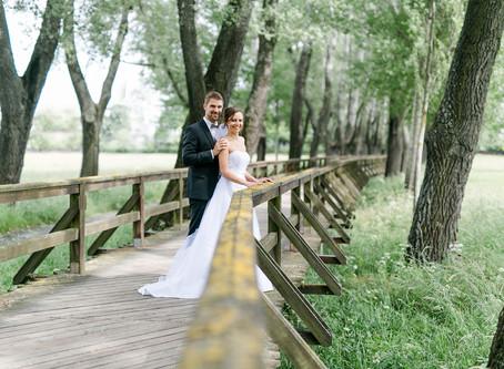 Hochzeits-Shooting im Fürther Stadtpark