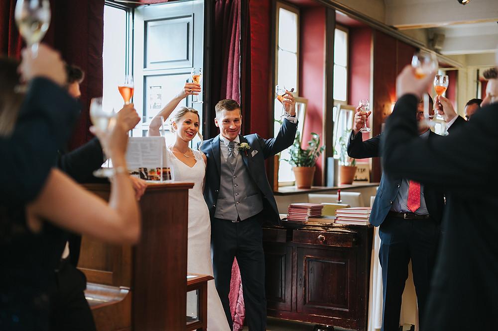 Hochzeit Vineria Nürnberg