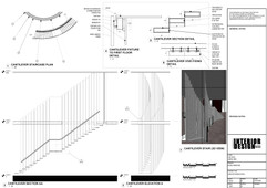Cantilever Staircase Details