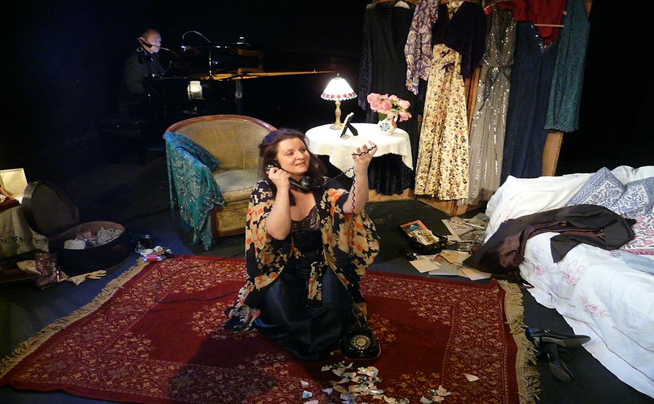La Voix Humaine Poulenc Soprano Opera  London