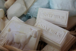 Close-Up on Soap
