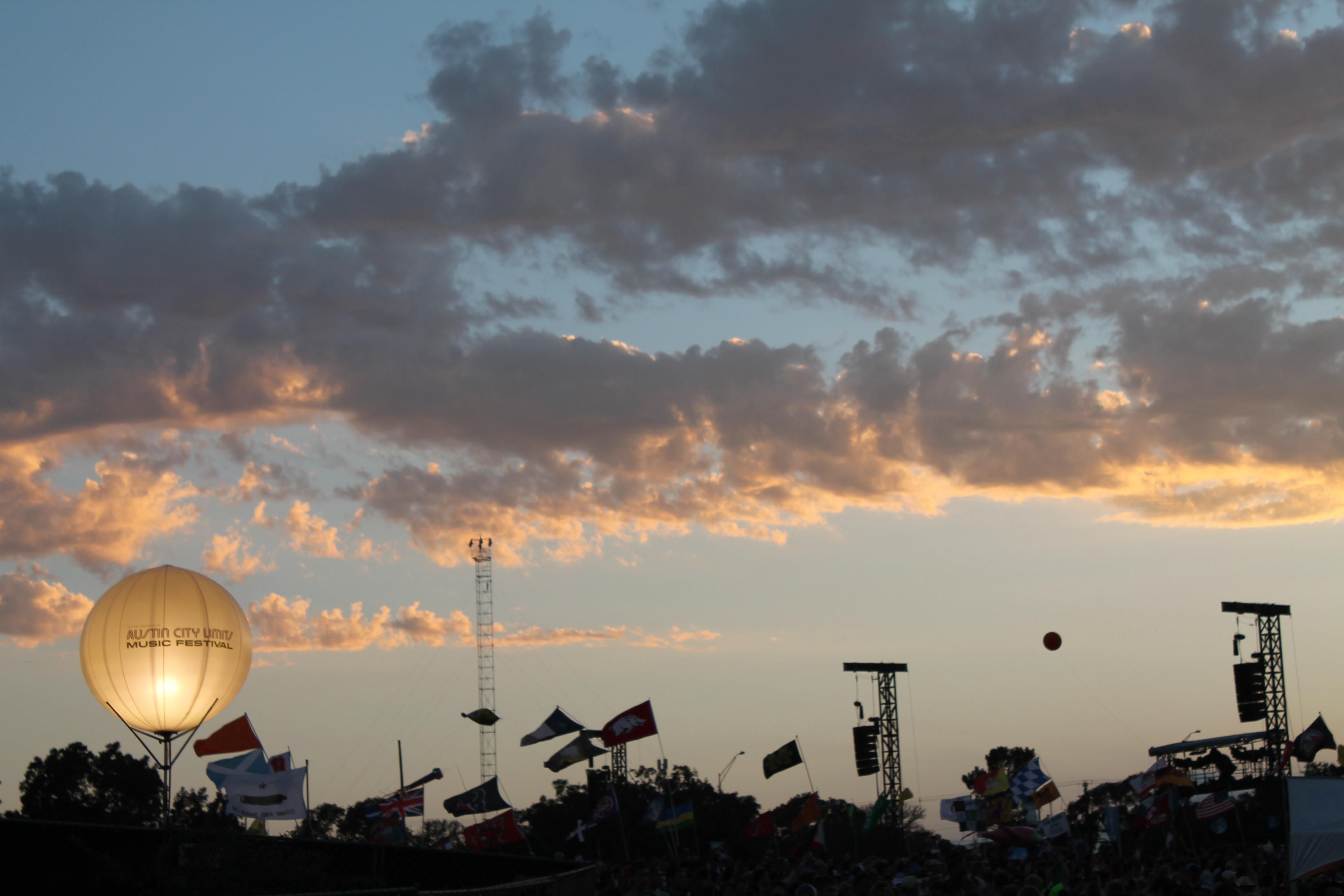 Austin City Limits Sky