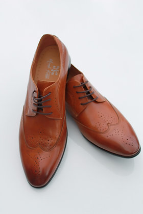 Wing Tip Oxfords