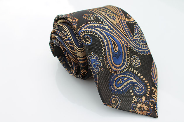 Golden Paisley