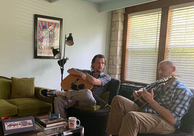 Doug Strahan & Johnny Dango