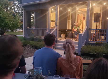 The House of Songs Artist Potluck - Bentonville, AR
