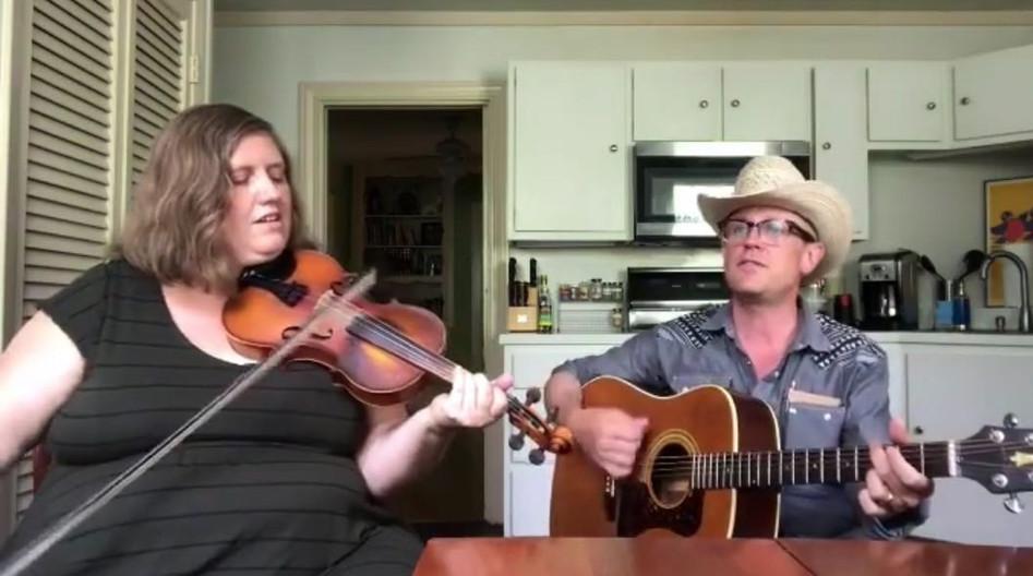 Beth Chrisman & Jesse Ebaugh