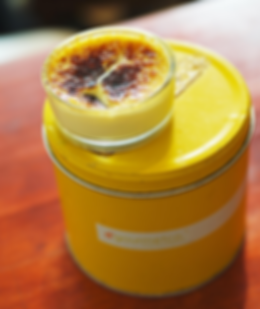 Durian Creme Brulee