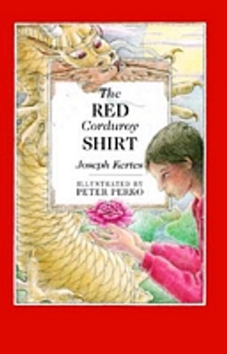 The Red Corduroy Shirt