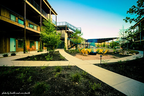 A photo of Lonestar Court, one of the projects Altura has worked on.