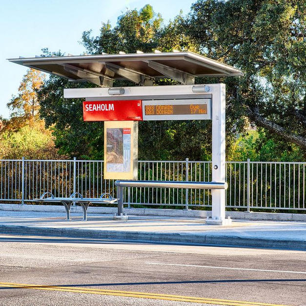 Cap Metro Bus Stop Surveys