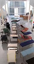 Equipamiento y Mobiliaro Hospitalario