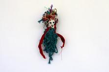 Neta Amir, Threads, Curl Brooch.jpg
