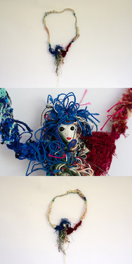 Neta Amir, Threads, Blue.jpg