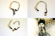 Neta Amir, threads, Birds and  Tiny Bird