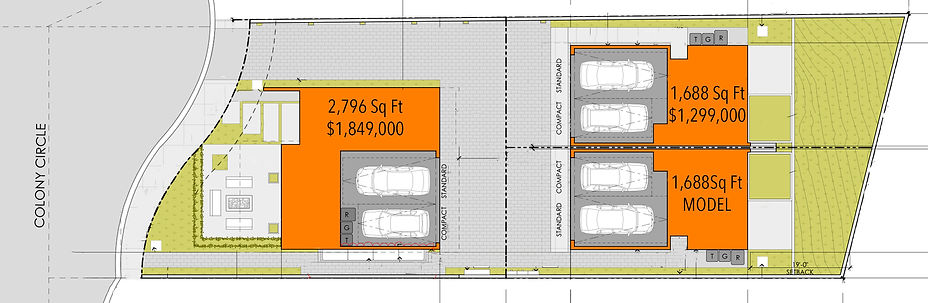 colony circle - site map - 0 SOLD 2 avai
