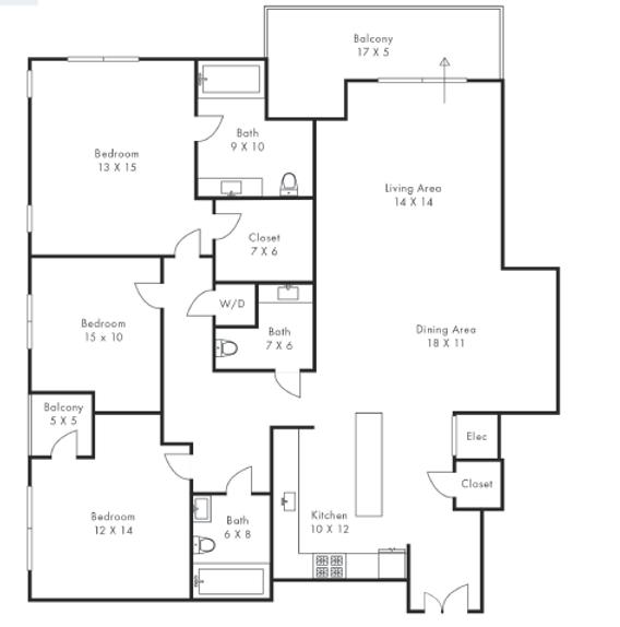 holt villas - floor plan #405.png