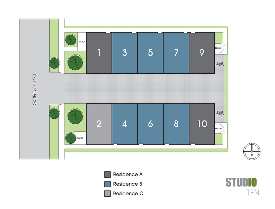 Studio10 | Site Map