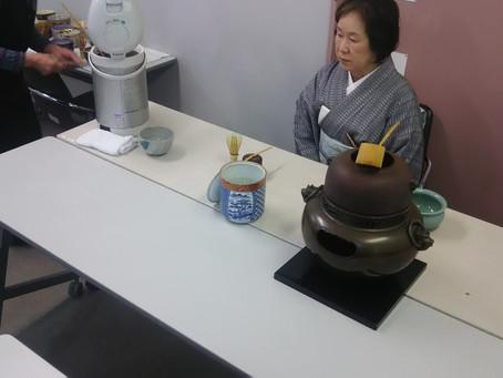 19.4.1イキイキ運動教室 お茶会イベント