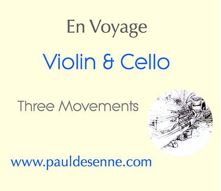 En Voyage for Violin & Cello