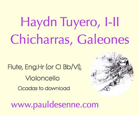 Haydn Tuyero I-II