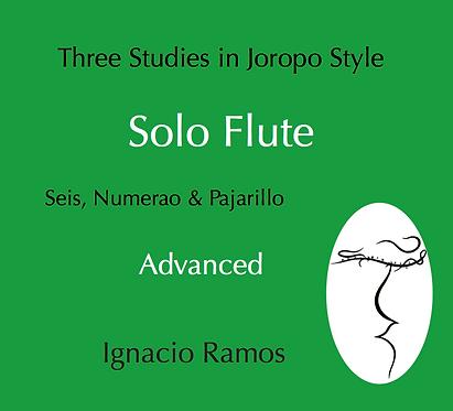 Three studes in Joropo Style